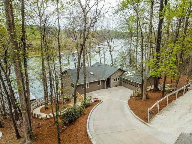 303 Harbor Drive, Seneca, SC 29672 (MLS #20238157) :: Lake Life Realty