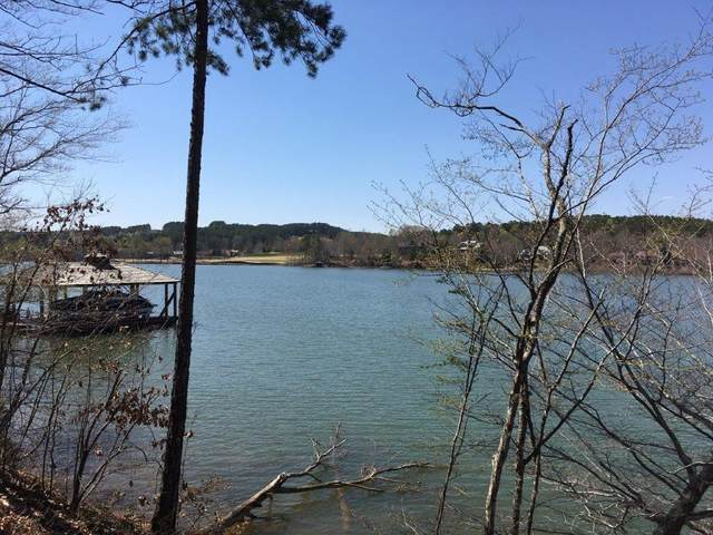 140 Gnarled Pine Court, Sunset, SC 29685 (MLS #20238162) :: The Powell Group