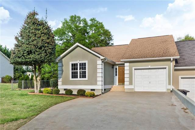 2234 Annandale Drive, Anderson, SC 29621 (MLS #20238165) :: The Powell Group