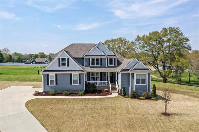 14 Brim Lane, Greer, SC 29651 (MLS #20238168) :: The Powell Group