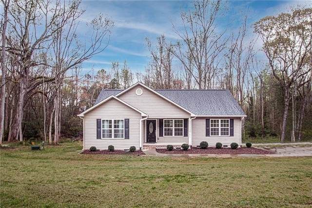 307 Rice Cemetery Road, Anderson, SC 29621 (#20238175) :: J. Michael Manley Team