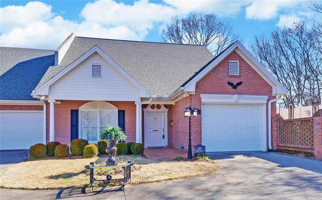20 Green Hill Place, Toccoa, GA 30577 (MLS #20238218) :: Les Walden Real Estate