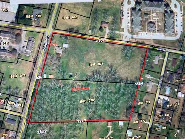 308 Ridge Road, Hartwell, GA 30643 (MLS #20238220) :: Lake Life Realty
