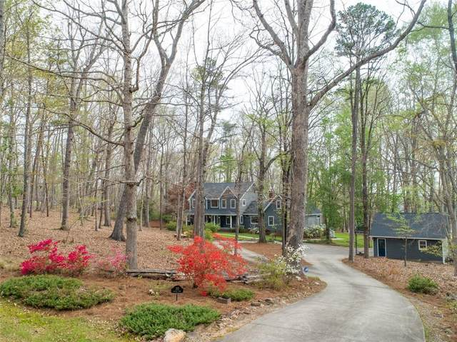 315 Ealrles Fort Road, Landrum, SC 29356 (MLS #20238225) :: The Powell Group