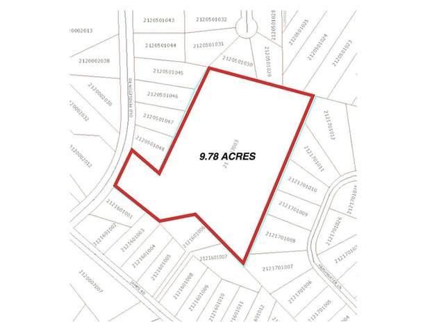 1917 Old Pendleton Road, Easley, SC 29642 (MLS #20238259) :: Prime Realty