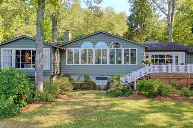 830 Lakeside Drive, Anderson, SC 29621 (MLS #20238273) :: The Powell Group