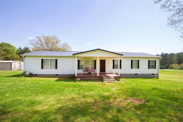 250 Peach Drive, Central, SC 29630 (MLS #20238279) :: Tri-County Properties at KW Lake Region