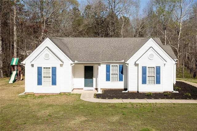 419 Burns Mill Road, West Union, SC 29696 (MLS #20238281) :: Lake Life Realty