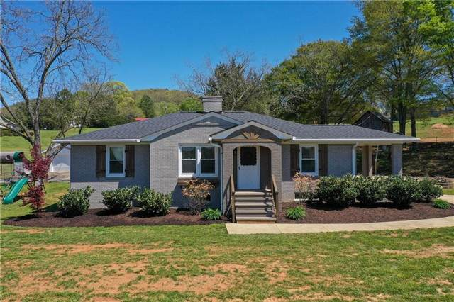 244 Boggs Road, Pickens, SC 29671 (MLS #20238286) :: The Powell Group