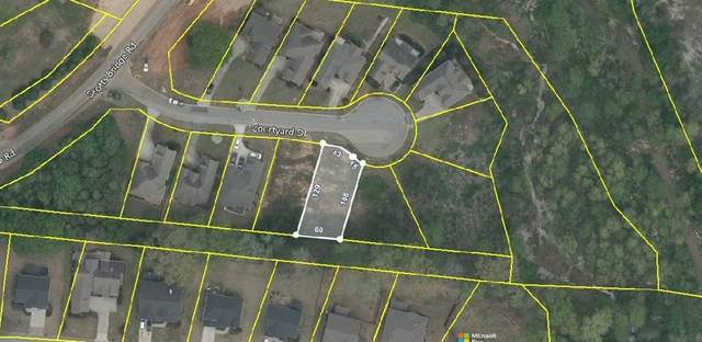 110 Courtyard Drive, Anderson, SC 29621 (#20238294) :: Expert Real Estate Team