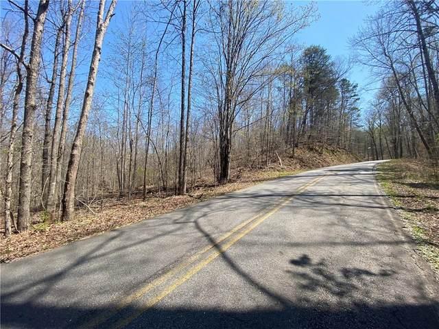00 Ponderosa Road, Pickens, SC 29671 (MLS #20238297) :: Lake Life Realty