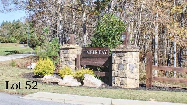 Lot 52 Little Bay Lane, Seneca, SC 29672 (MLS #20238306) :: Renade Helton