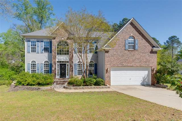 115 Guilford Drive, Easley, SC 29642 (#20238320) :: DeYoung & Company