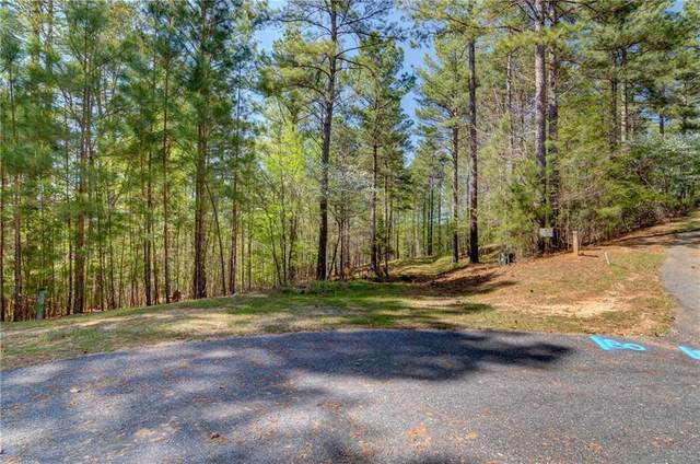 108 Reflection Court, Six Mile, SC 29682 (MLS #20238332) :: Tri-County Properties at KW Lake Region