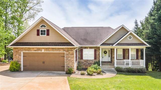 512 Tammerick Trail, Fair Play, SC 29643 (MLS #20238334) :: Lake Life Realty