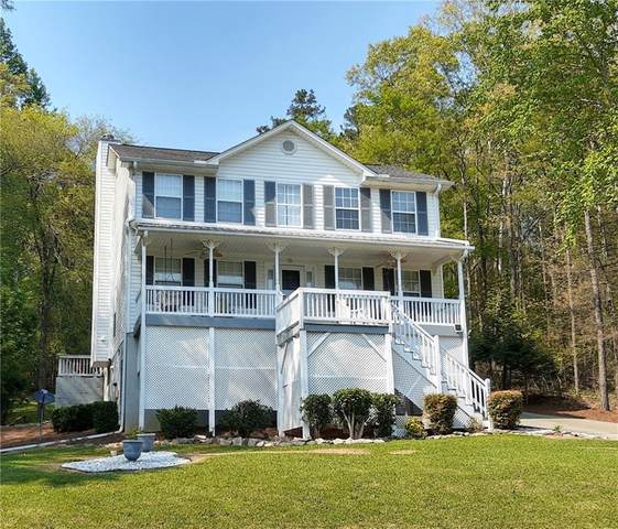 242 Riverlake Road, Fair Play, SC 29643 (MLS #20238342) :: Prime Realty