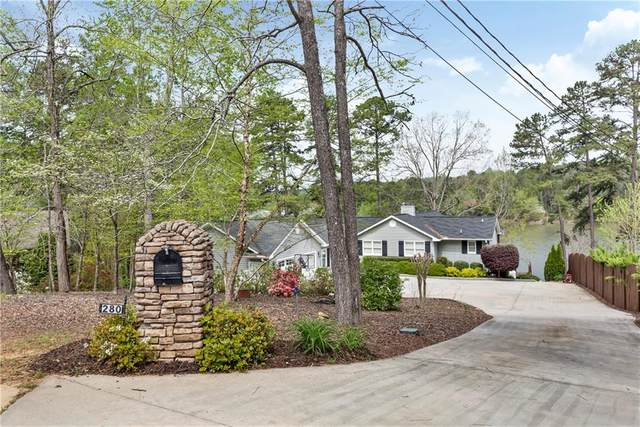 280 River Point Road, Martin, GA 30557 (#20238343) :: DeYoung & Company