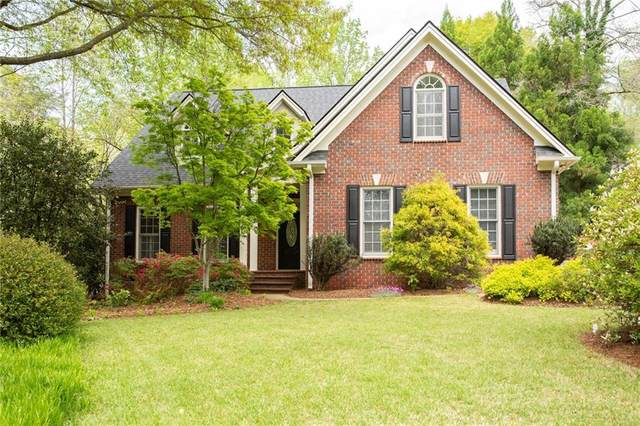 101 Catawbah Road, Clemson, SC 29631 (MLS #20238353) :: The Powell Group