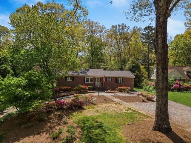 118 Riggs Drive, Clemson, SC 29631 (MLS #20238361) :: Prime Realty