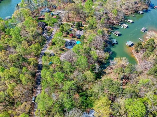 114 E Clearwater Shores Road, Fair Play, SC 29643 (MLS #20238366) :: Prime Realty