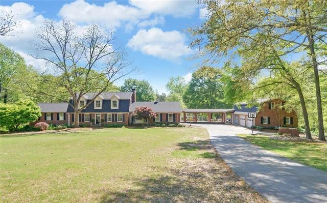 70 Lakeshore Drive, Hartwell, GA 30643 (MLS #20238381) :: The Powell Group