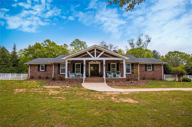 128 Cater Drive, Easley, SC 29642 (MLS #20238389) :: The Powell Group