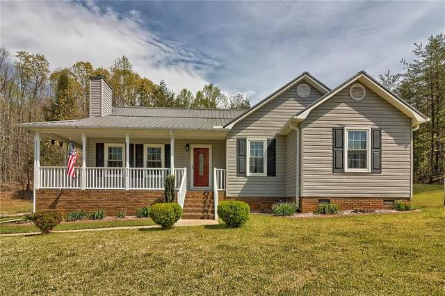 320 Holly Springs School Road, Pickens, SC 29671 (MLS #20238392) :: The Powell Group