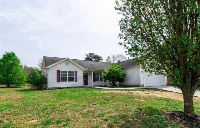 205 Spring Estates Drive, Liberty, SC 29657 (MLS #20238393) :: Lake Life Realty