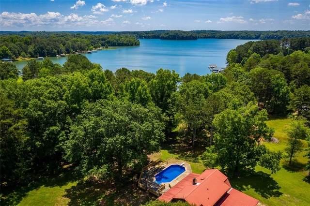621 Coneross Creek Road, Seneca, SC 29678 (MLS #20238421) :: Tri-County Properties at KW Lake Region