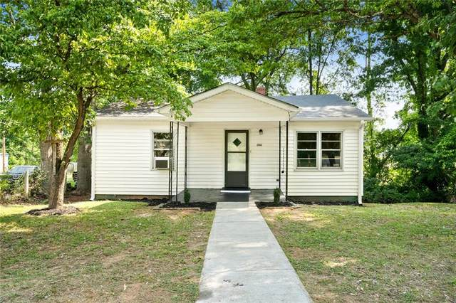 104 Lincoln Drive, Clemson, SC 29631 (MLS #20238424) :: Tri-County Properties at KW Lake Region