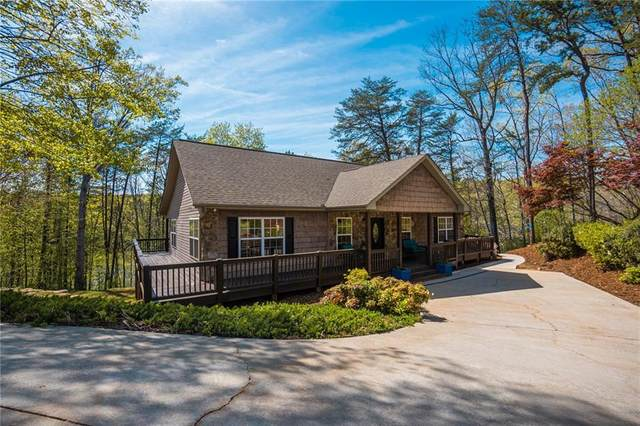 143 W Waters Edge Lane, West Union, SC 29696 (MLS #20238430) :: Prime Realty