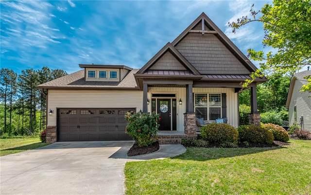 353 S Stonegate Drive, Seneca, SC 29678 (MLS #20238439) :: Les Walden Real Estate
