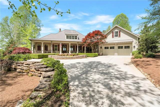 126 Saranac Drive, Sunset, SC 29685 (MLS #20238487) :: Lake Life Realty