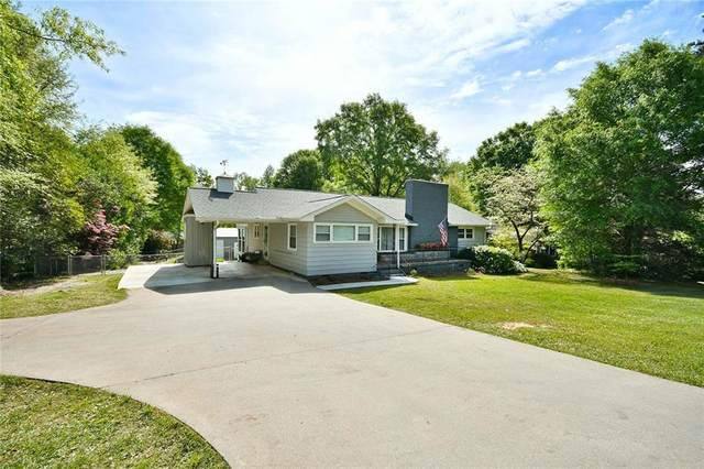 701 S E Street, Easley, SC 29640 (MLS #20238488) :: Lake Life Realty