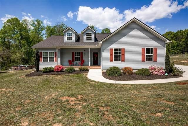 1438 Honey Creek Road, Anderson, SC 29621 (MLS #20238503) :: Les Walden Real Estate