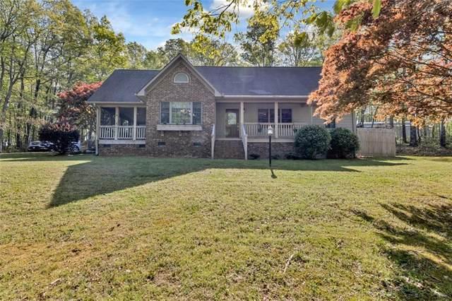 126 Dorothy Lane, Pickens, SC 29671 (MLS #20238505) :: Les Walden Real Estate