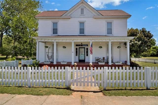 211 S 1st Street, Easley, SC 29640 (MLS #20238518) :: Les Walden Real Estate