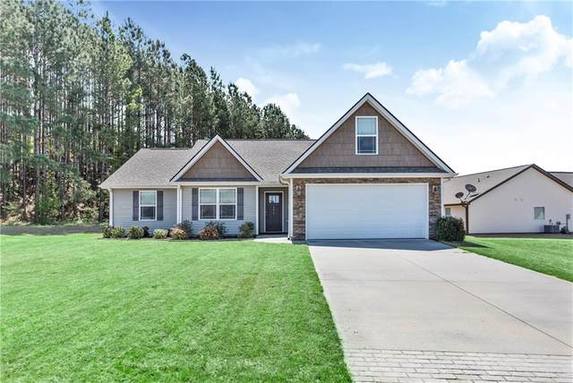 506 Lincoln Terrace Drive, Seneca, SC 29678 (MLS #20238527) :: The Powell Group