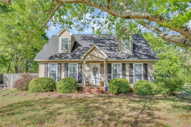 7604 Highway 24, Townville, SC 29689 (MLS #20238570) :: Tri-County Properties at KW Lake Region