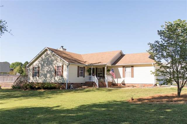 130 Hemlock Drive, Williamston, SC 29697 (MLS #20238585) :: Les Walden Real Estate