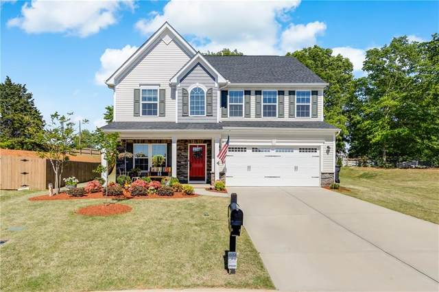 113 Monocacy Way, Piedmont, SC 29673 (MLS #20238587) :: Lake Life Realty