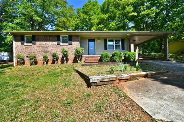1008 Beaver Trail, Anderson, SC 29625 (#20238593) :: DeYoung & Company