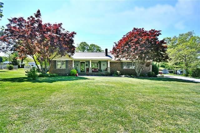 102 Andrew Avenue, Easley, SC 29640 (MLS #20238598) :: Lake Life Realty