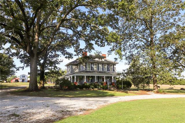 3625 Hwy 187 Highway, Anderson, SC 29626 (MLS #20238611) :: Les Walden Real Estate