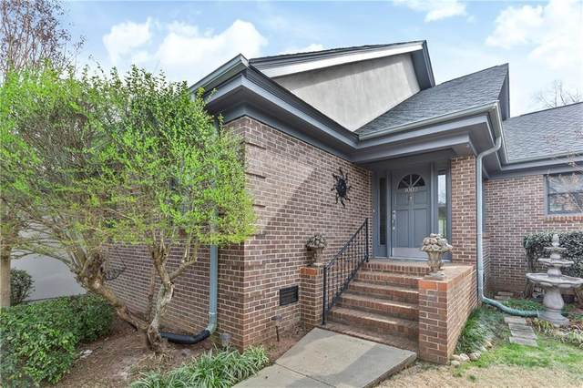 1002 Cobbs Glen Drive, Anderson, SC 29621 (MLS #20238619) :: Les Walden Real Estate