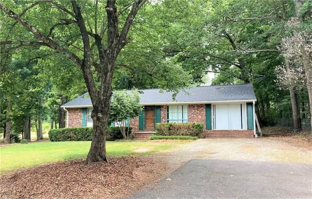 703 Woodland Drive, Pendleton, SC 29670 (#20238621) :: Expert Real Estate Team
