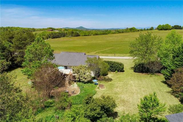 517 Rices Creek Road, Liberty, SC 29657 (MLS #20238628) :: The Powell Group