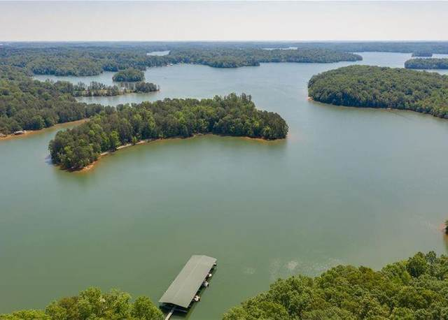 218 Riverlake Road, Fair Play, SC 29643 (MLS #20238629) :: Lake Life Realty