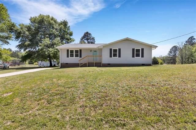 318 Green Tree Drive, Liberty, SC 29657 (MLS #20238639) :: The Powell Group
