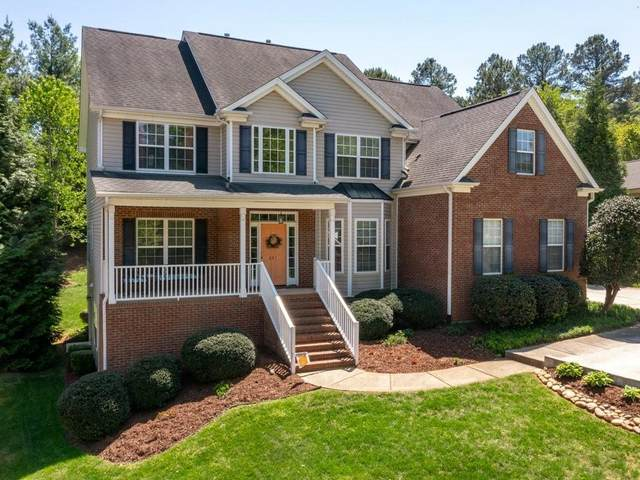 621 Shefwood Drive, Easley, SC 29642 (MLS #20238650) :: The Powell Group